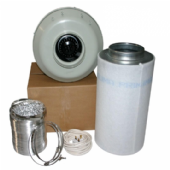 Systemair RVK Fan & PK Filter Kits